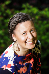 Järjestökoordinaattori Emmi Toivonen