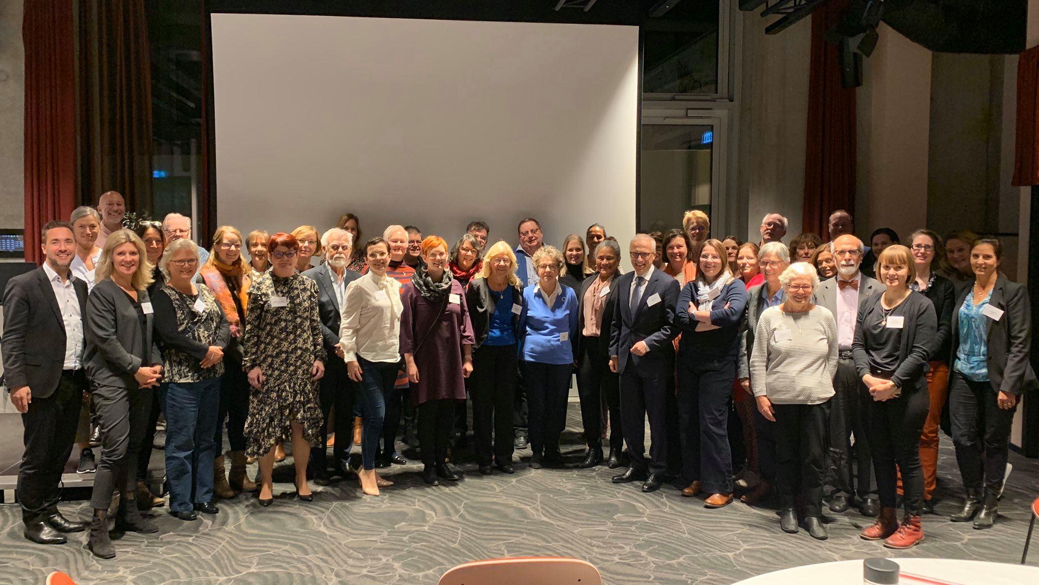 osallistujat pfizerin patient summitiin kööpenhaminassa