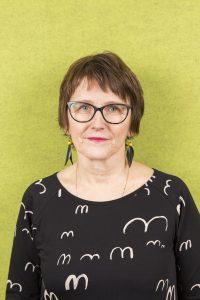 Neuvontahoitaja Riitta-Liisa Sallinen