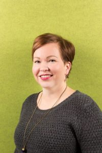 Neuvontahoitaja Marika Raitio
