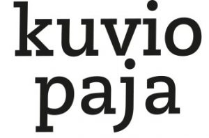Logo, jossa teksti kuviopaja.