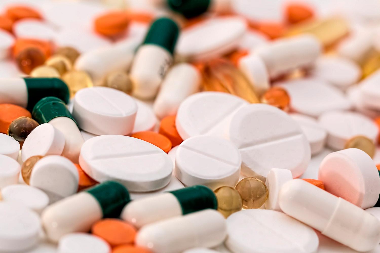 Lääkkeitä, pillereitä