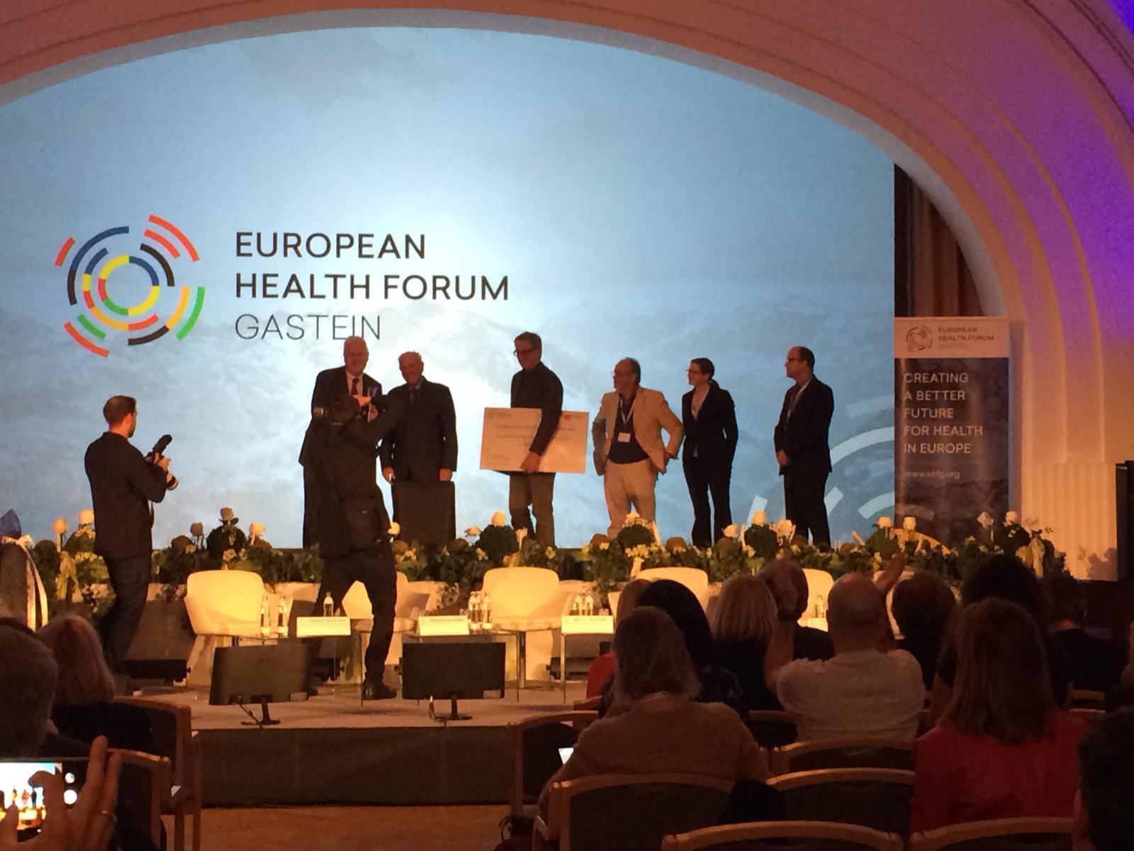 Health Forum Gastein, European Health Award 2018