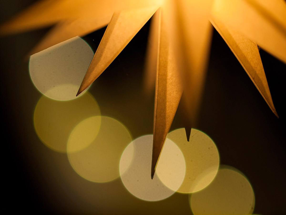 Joulukoriste tähti