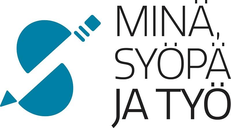 minä, syöpä ja työ -hankkeen logo