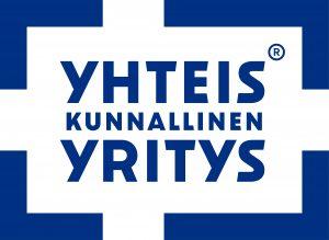 Kuvassa on Yhteiskunnallinen yritys -logo
