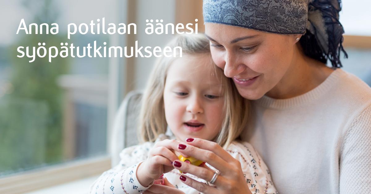 Osallistu Kansalliseen Syöpätutkimukseen - Rintasyöpäyhdistys