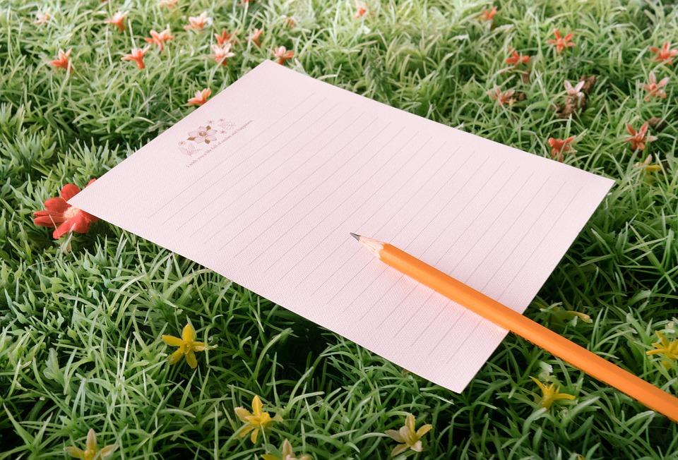 Kirjoituskilpailun satoa